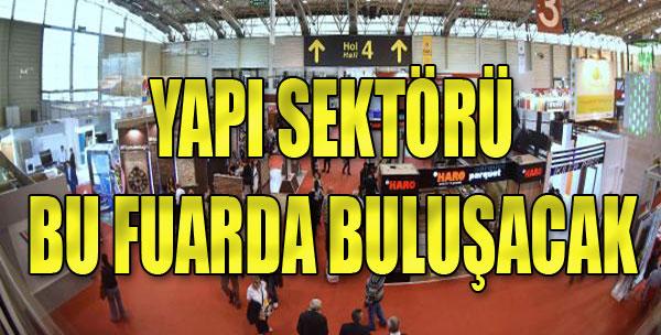 Yapı İzmir'de Buluşacak