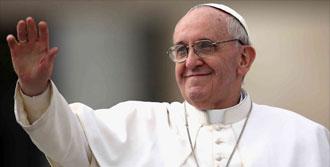Papa, Suriye'de Ateşkes Sağlanması İçin Sorumlulara Yalvardı