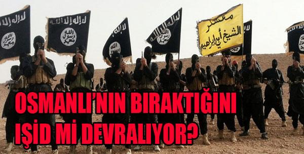 IŞİD Hilafet İlan Etti