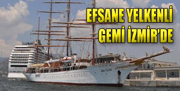 Zenginlerin Gemisi İzmir'de