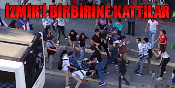 İzmir'i Birbirine Kattılar