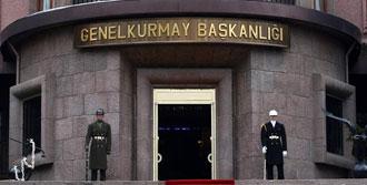 Genelkurmay'dan 'Ankara' Açıklaması
