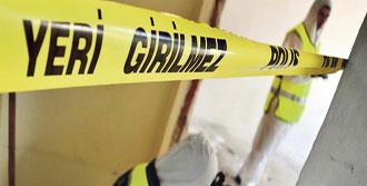 Belediye Otobüsüyle Çarpışan Motosikletli Öldü