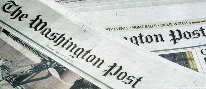 Washington Post Satıldı