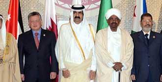 'Arap Birliği'nin Gündemi Suriye