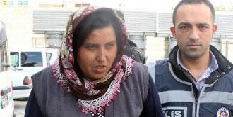 Alüminyum Levha Çaldığı İddiasıyla Tutuklandı