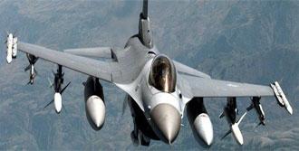 F-16'dan Sinyal Alındı Pilot Aranıyor