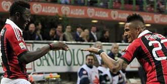 Milan'a Irkçı Saldırı!