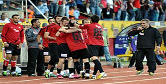Eskişehirspor Mutlu Bitirdi