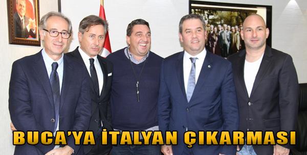 Buca'ya İtalyan Çıkarması