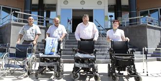 Bornova Belediyesi 'Engellileri' Tanıyor