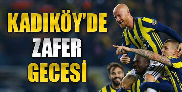 Fenerbahçe 2-0 Zorya Luhansk