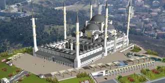 Çamlıca Camii Böyle Olacak!
