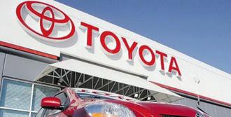 Toyota, Üretimini Durduruyor
