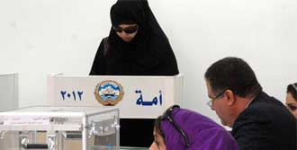 Kuveyt'te Seçim Sonuçları