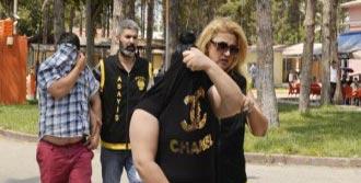 Masaj Salonunda Fuhuşa 2 Tutuklama