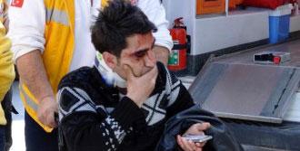 Milas'ta Otomobil Takla Attı: 3 Yaralı