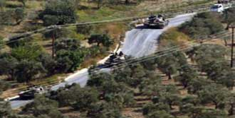 Suriye Golan'ı Vurdu!