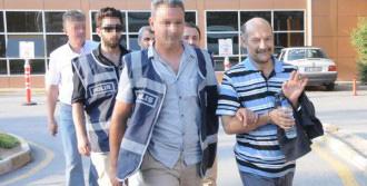 Fetö Soruşturmasında 5 Kişi Tutuklandı