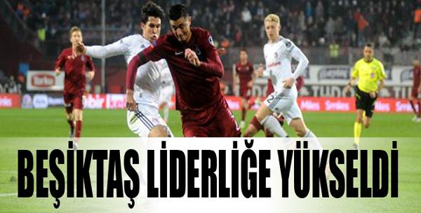Beşiktaş Liderliğe Yükseldi