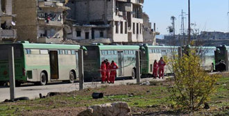 Dışişleri'nden Halep Açıklaması