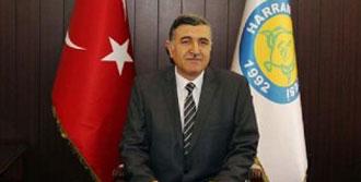 Harran Üniversitesi Rektörü Görevi Devraldı
