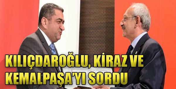 Kılıçdaroğlu'ndan Serter'e Sorular