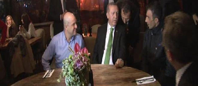 Cumhurbaşkanı Vatandaşlarla Sohbet Etti