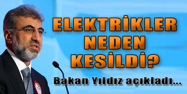 Elektrikler Neden Kesildi?
