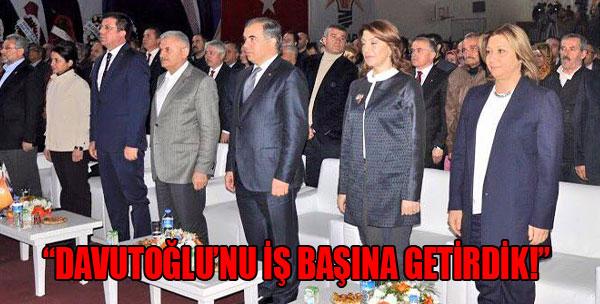 Yıldırım İzmir'de Konuştu