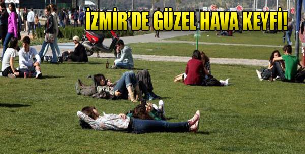 İzmir'e Yaz Geldi!