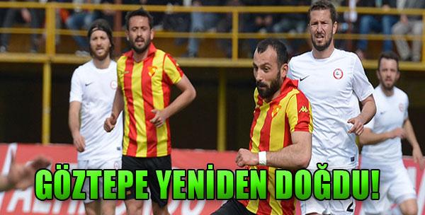 Göztepe 2-0 Buğsaşspor