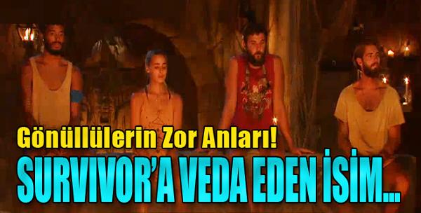 Survivor'a Veda Eden İsim...