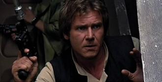 Star Wars'ta Harrison Ford Değişikliği