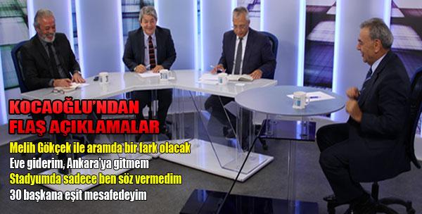 'Eve Giderim, Ankara'ya Gitmem'