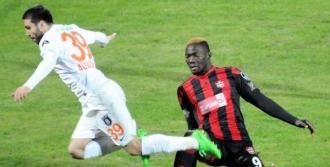 Gaziantepspor - Medipol Başakşehir: 0-1