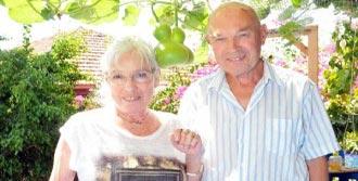Avustralyalı Çift 43 Yıldır Türkiye'ye Tatile Geliyor