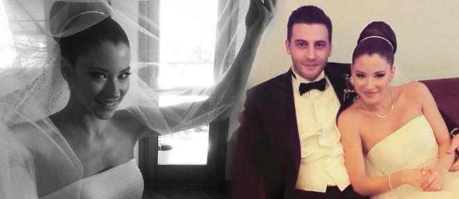 Güzel Oyuncu Evlendi