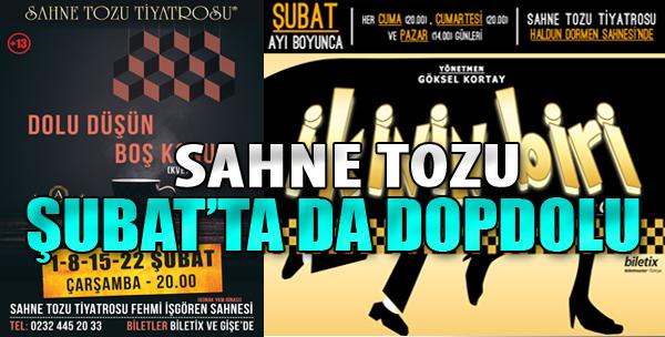İzmir'de Tiyatro Keyfi Hız Kesmiyor