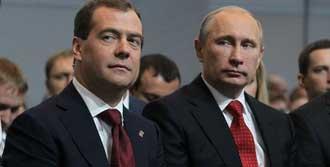 Medvedev: 'Amerika İbrettir!'