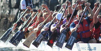 Dragon Bot Yarışları Seyhan Nehri'nde Başladı