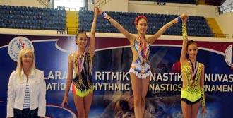 Ritmik Cimnastikte Türkiye Damgası