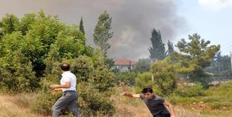 Konyaaltı'nda Orman Yangını