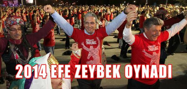 2014 Efe Zeybek Oynadı