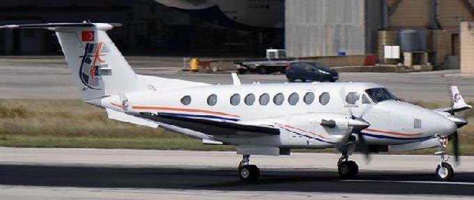 Bakan'ın Uçağı Acil İniş Yaptı