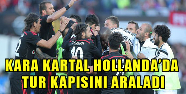 Feyenoord 1 - 2 Beşiktaş