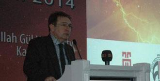 Kayseri'de 1'inci Ulusal Plazma Teknolojileri Kongresi