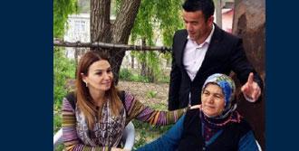 Paşayeva, Şehit Ailesini Ziyaret Etti