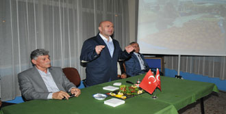Solak'a Erzurum Misafirperverliği