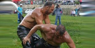 Çalı'da Başpehlivan Ali Gürbüz